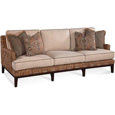 Braxton Culler Island Sofa Upholstery White Textured Plain