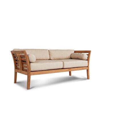 Bloomsbury Market Teak Patio Sofa Cushions
