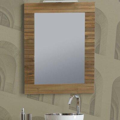 Orren Ellis Smoak Stripes Wall Mirror