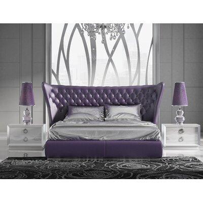Everly Quinn Panel Bedroom Set Queen