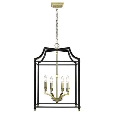 Darby Home Steel Foyer Lantern Pendant Light Pendant Lights