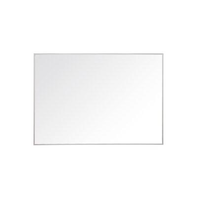 Latitude Run Aluminium Wall Mirror Matte Mirrors