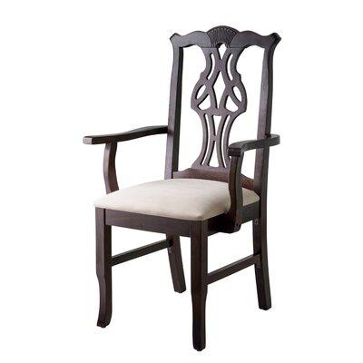 Benkel Seating Upholstered Dining Chair Walnut