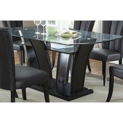 Mercer41 Klimek Wooden Dining Table