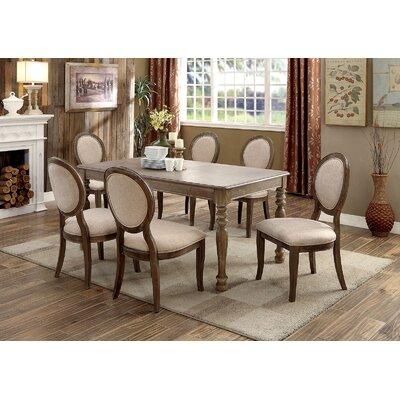 Ophelia Wood Dining Set
