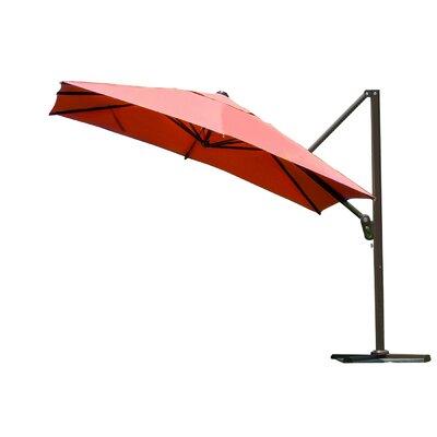 Abba Patio Umbrella Dark Red