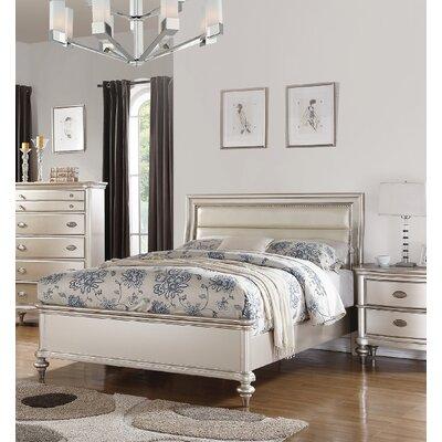 House Of Hampton Niemi Upholstered Platform Bed