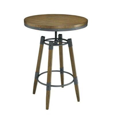 Williston Forge Mccoy Adjustable Pub Table