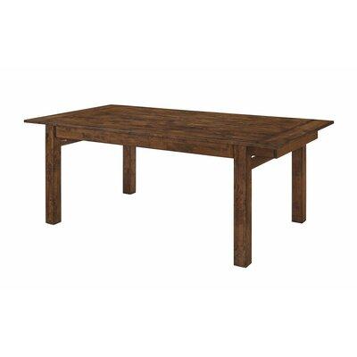 Millwood Pines Venegas Wood Dining Table