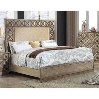 Bloomsbury Market Upholstered Panel Bed