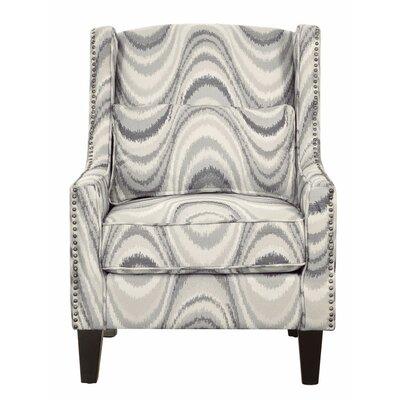 Ivy Bronx Wingback Chair