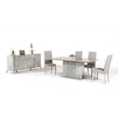 Modern Extendable Dining Set