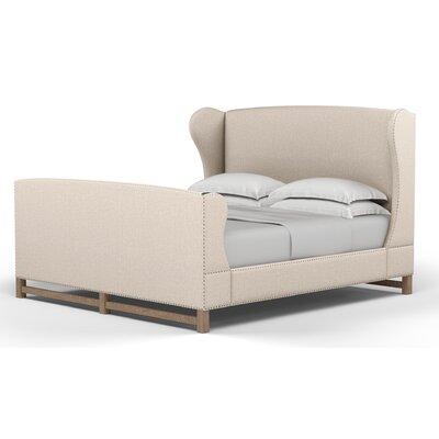 Canora Grey Upholstered Panel Bed Twin Plush Velvet