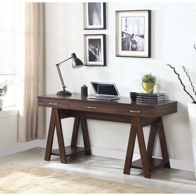 Gracie Oaks Well Made Writing Desk