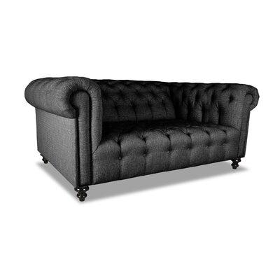 Darby Home Plush Deep Sofa