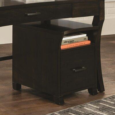 Red Barrel Studio Ellerbee Elegant Drawer Vertical Filing Cabinet