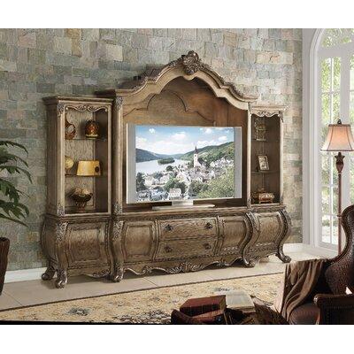 Entertainment Center Tvs Vintage Oak