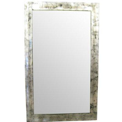 Bloomsbury Market Accent Mirror Silver
