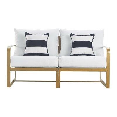 Elle Decor Patio Sofa Cushion Gold
