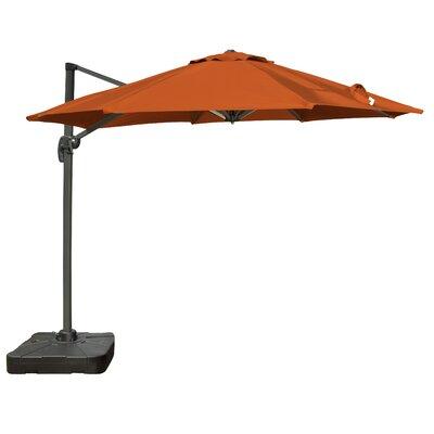 Red Barrel Studio Umbrella Teracotta