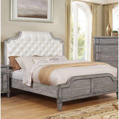 Ophelia Whittingham Upholstered Panel Bed