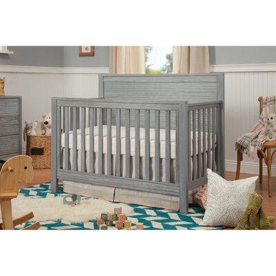 Davinci Convertible Crib Rustic Gray