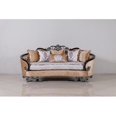 Astoria Grand Sofa Silver