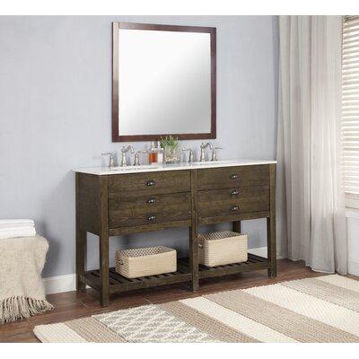 Mercer41 Drawer Double Bathroom Vanity Mercer