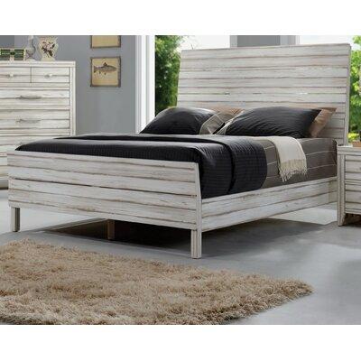 Highland Dunes Panel Bed Queen