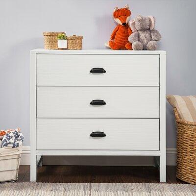 Davinci Drawer Dresser Rustic White