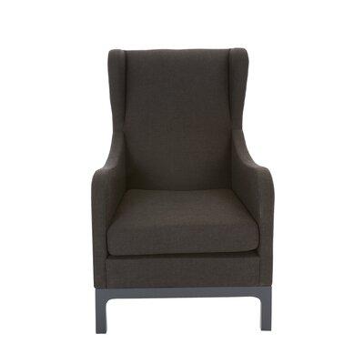 Gracie Oaks Justen Wingback Chair