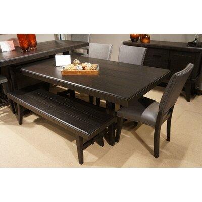 Red Barrel Studio Emrys Wood Dining Table