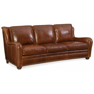 Bradington Young Majesty Leather Sofa