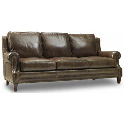Bradington Young Houck Leather Sofa