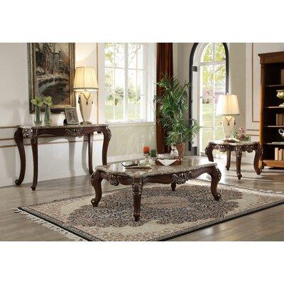 Fleur De Lis Living Coffee Table Set