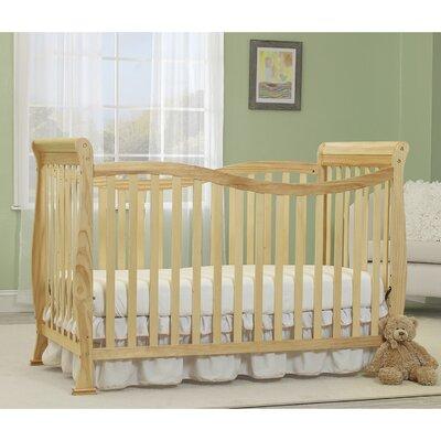 Baby Time Big  Convertible Crib Natural
