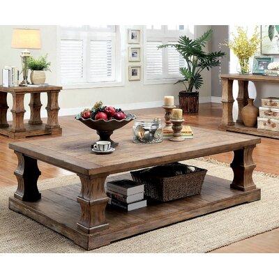 Gracie Oaks Coffee Table Set