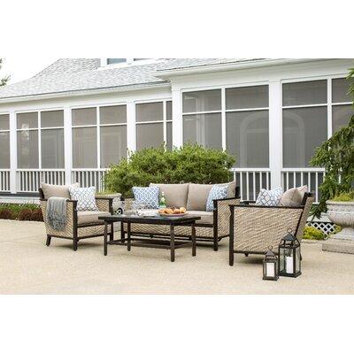 La Z Boy Outdoor Sofa Seating Group Cushions La Outdoor