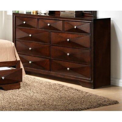 Ivy Bronx Drawer Double Dresser