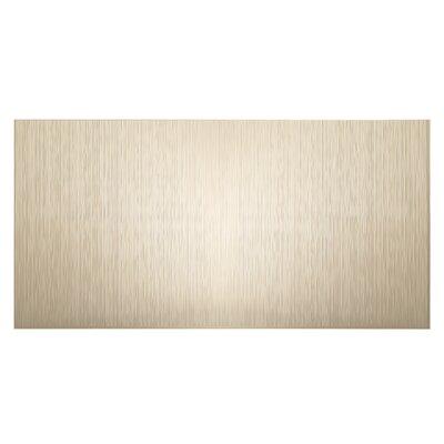 Fasade Vertical Pvc Wall Paneling Almond