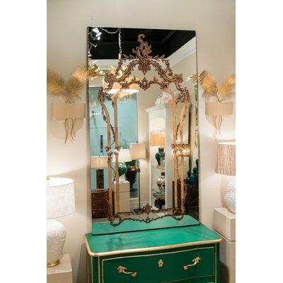 Veneer Vanity Mirror