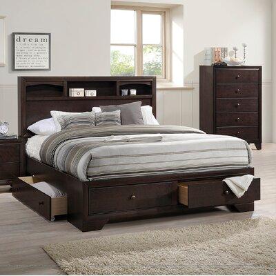 Ebern Designs Fordland Storage Platform Bed