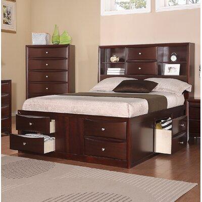 Ebern Designs Storage Platform Bed