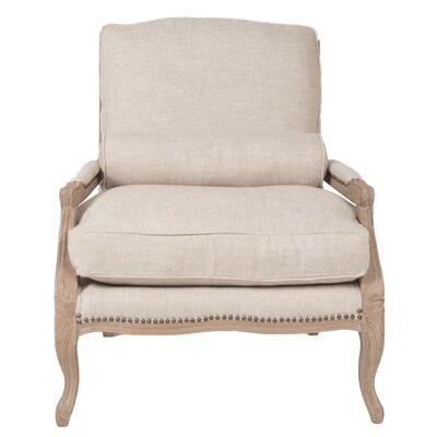 Ophelia Armchair Cream