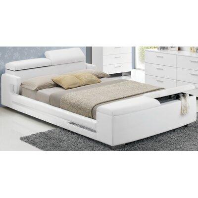 Orren Ellis Dickey Upholstered Storage Panel Bed