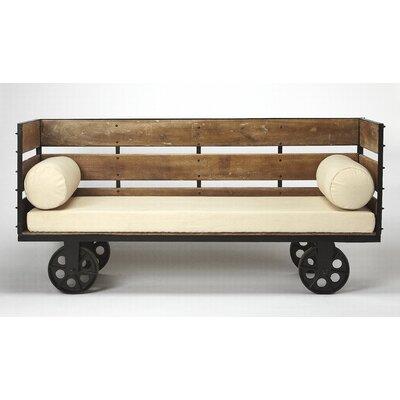 Gracie Oaks Ensley Upholstered Bench
