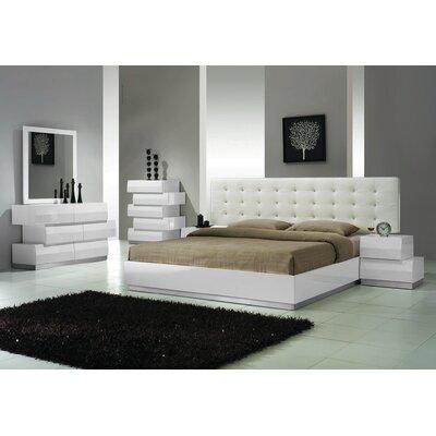 Orren Ellis Pieces Bedroom Set Queen