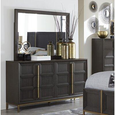Mercer41 Drawer Dresser Mirror Mercer