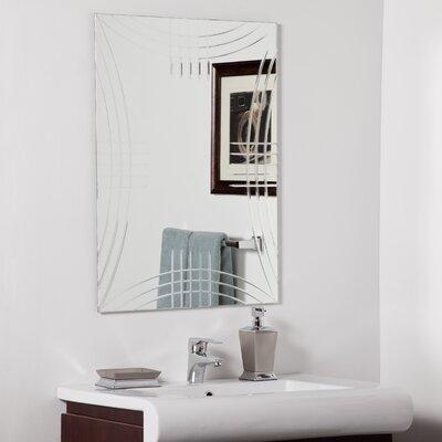 Decor Wonderland Modern Wall Mirror