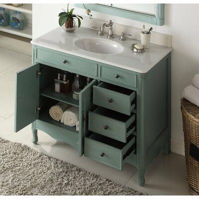 Ophelia Walburn Single Bathroom Vanity Set